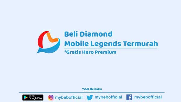 Beli diamond mobile legend termurah
